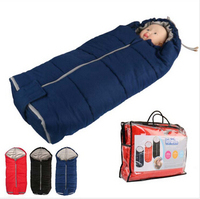 2017 New Arrival Baby Sleeping Bag Winter Envelope Infant Sleep Sack Baby Stroller Cushion Accessories