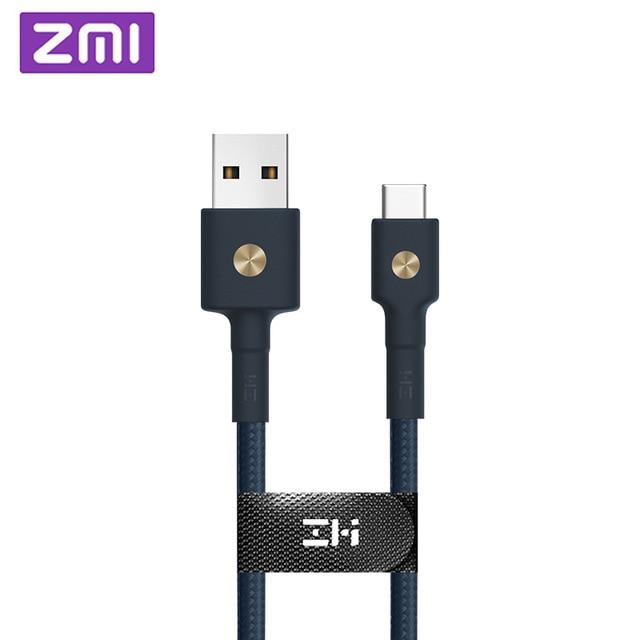 Unterhaltungselektronik Systematisch Original Xiaomi Zmi Usb Typ-c Kabel Mit Pp Geflochtene Hülse Lade Für Xiaomi Note 9 Huawei Android Handys Zubehör Und Ersatzteile