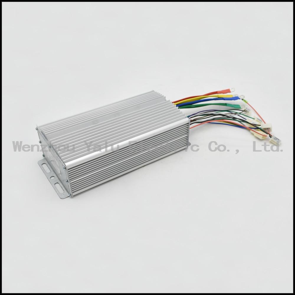 Kontrollues inteligjent pa furça për tub 1000W 48V 60V 24Power për - Çiklizmit - Foto 3