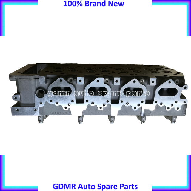 US $516 87 |Auto spare parts new type engine 4M41 cylinder head OEM  1005B340 1005B341 AMC 908 500 for mitsubishi Canter Fuso Montero 3 2TDI-in