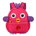Child toddler school bags preschool cartoon backpack bag lovely chick kindergarten schoolbag kids school satchel rucksack