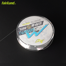 100m Fluorocarbon fishing line fluorocarbon leader fishing tackle japan fish line fast cutting water saltwater fishing gear