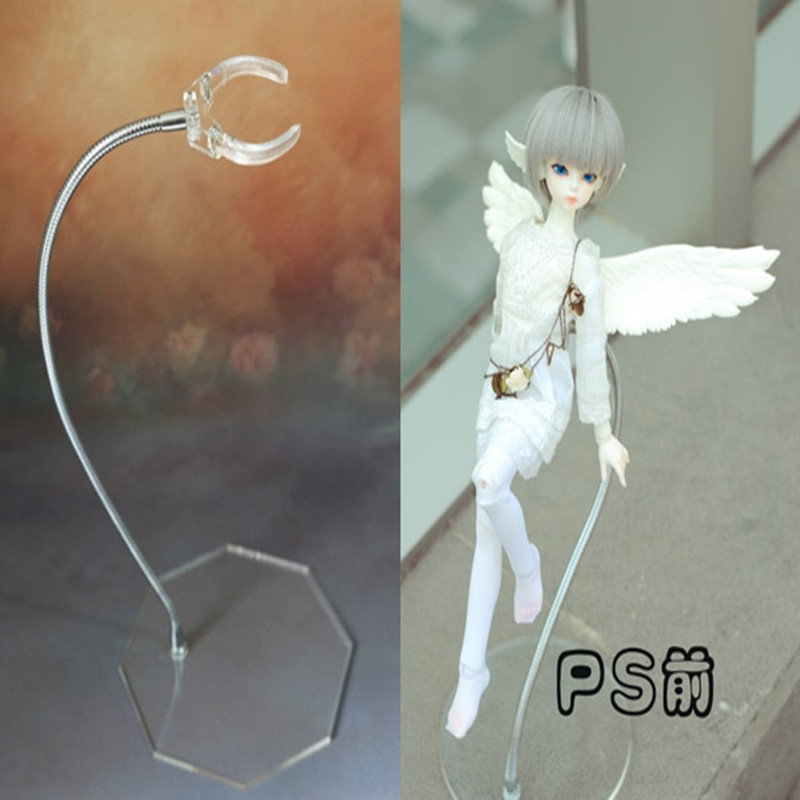 BJD Doll stand stealth support taking pictures out of flying - blyth yosd msd sd10 sd16 bambi new bjd sd17 sd13 sd10 msd dimensional cutting pin height adjustable doll mannequin