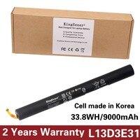 3 75V 9000mAh New Original Genuine Laptop Battery For Lenovo YOGA 10 Tablet B8000 10 Battery
