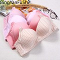 Plus size cotton bra 100D 100C 100B 95D 95C 95B 90D 90C 90B 85D 85C 85B 80D 80C 80B cup bras for women victoria push up bra 3520