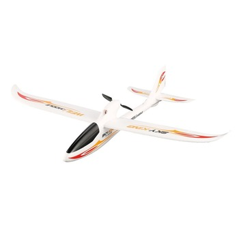 WLtoys F959 RC Airplane Fixed Wing 2.4G Radio Control 3 Channel RTF SKY-King Aircraft Kids Outdoor Drone Toy Foldable Propeller