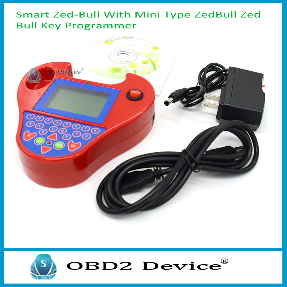professional mini zedbull v508 smart zed bull key transponder programmer mini zed bull key. Black Bedroom Furniture Sets. Home Design Ideas