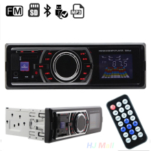 Auto Car Vehicles Stereo Audio Aux Input SD USB FM Head Unit MP3 Player