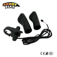 New Design Universal Electric Bike Scooter Thumb Shifter Left Or Right Hand Speed Controller Throttle For