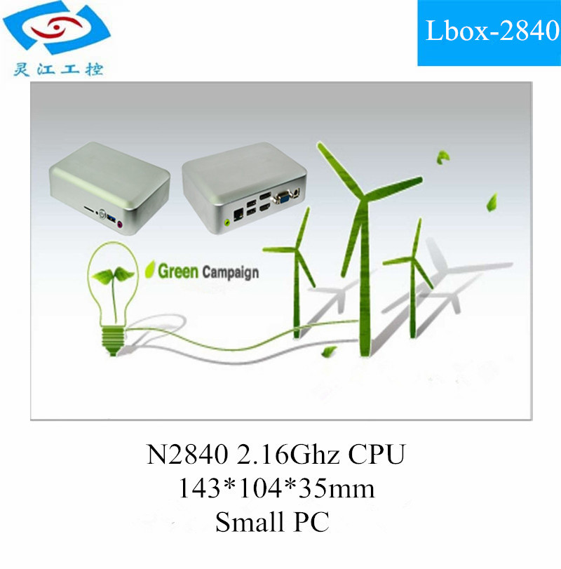 все цены на Shenzhen Brand new Win 7/Win XP/X86 MINI PC  (Lbox-2840) онлайн