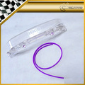 Car-styling Transparant Clear Cam Cover Type B For Mitsubishi Lancer EVO Galant Twin 4G61 4G63