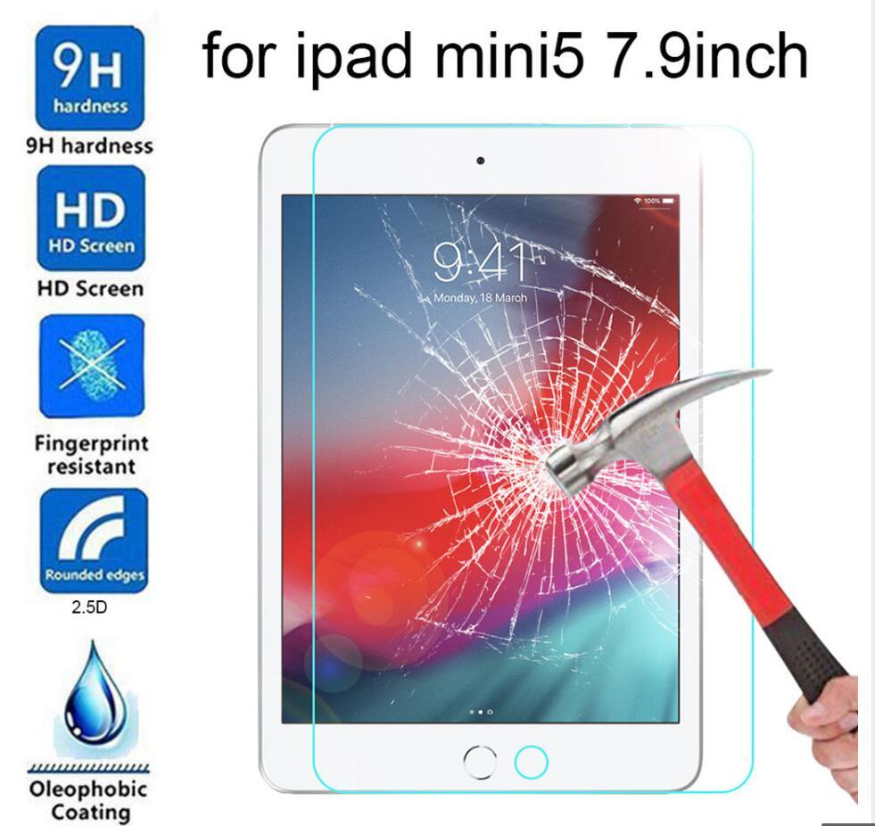 Ultra Clear Screen Guard Film for iPad mini 3 mini With Black Package mini 2
