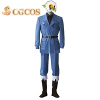 CGCOS Free Shipping Cosplay Costume Hetalia Axis Powers Axis Powers Italy New in Stock Halloween Christmas Party