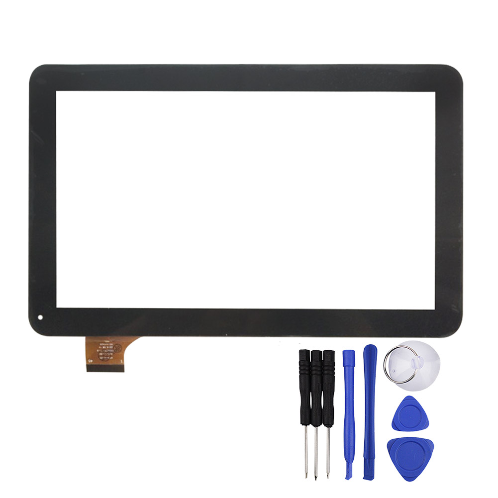 New Black 10 1 inch Touch Screen for hc257159a1 fpc032h V1 0 Digitizer Glass Panel Replacement