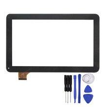 Nueva Negro 10.1 pulgadas de Pantalla Táctil para hc257159a1 fpc032h V1.0 Reemplazo Del Panel de Cristal Digitalizador Envío Libre
