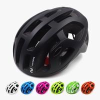 Professional Bicycle Helmet Men Ultralight EPS Matte Pneumatic Road Mtb Mountain Bike Helmet Casco Ciclismo Cycling