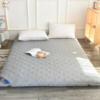 Infantil brilhando 3 cm tatami colchão cor pura espessamento colchão chão e cama esteira de lixar colchão estéreo multi tamanho|Colchões| |  -