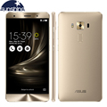 Original Asus Zenfone 3 Deluxe ZS550KL 4G LTE Mobile phone 5.5'' 16.0MP Octa Core 4G RAM 64G ROM Fingerprint Smart phone