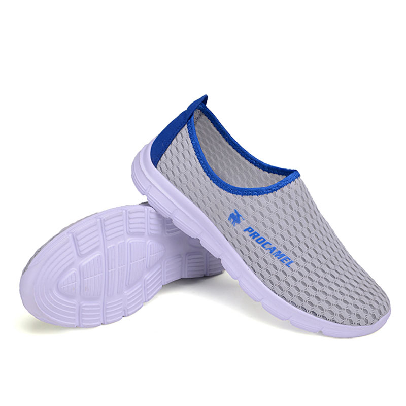 maiqu mens slip on water shoes top quality aqua walking