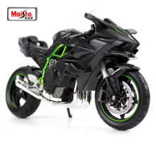 Maisto 1:12 Kawasaki Ninja H2R H2 R Motorcycle Diecast Metal Bike Model Free Shipping TOY NEW IN BOX 16880 new ovw2 20 2mht 2000p r encoder ovw2 20 2mht 2000ppr resolution new in box free shipping