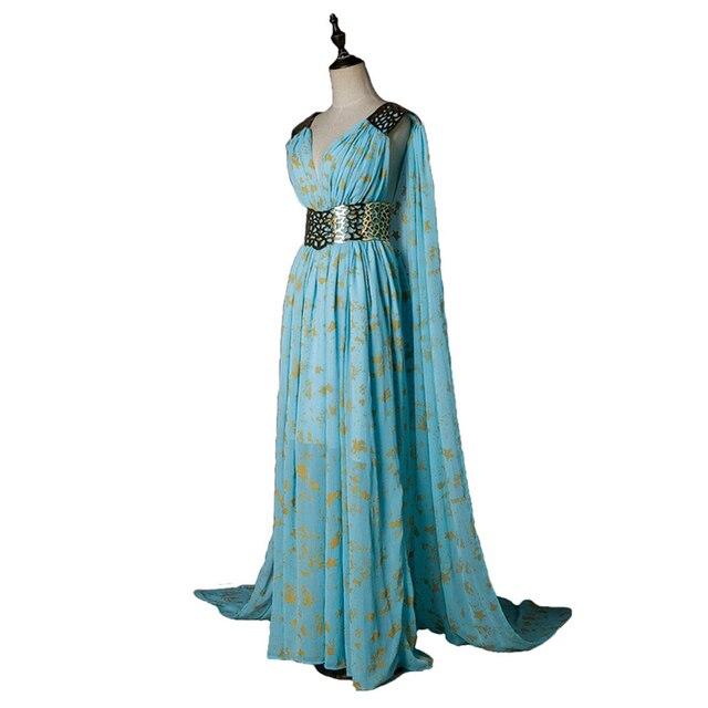 Daenerys Targaryen Cosplay Dress 3
