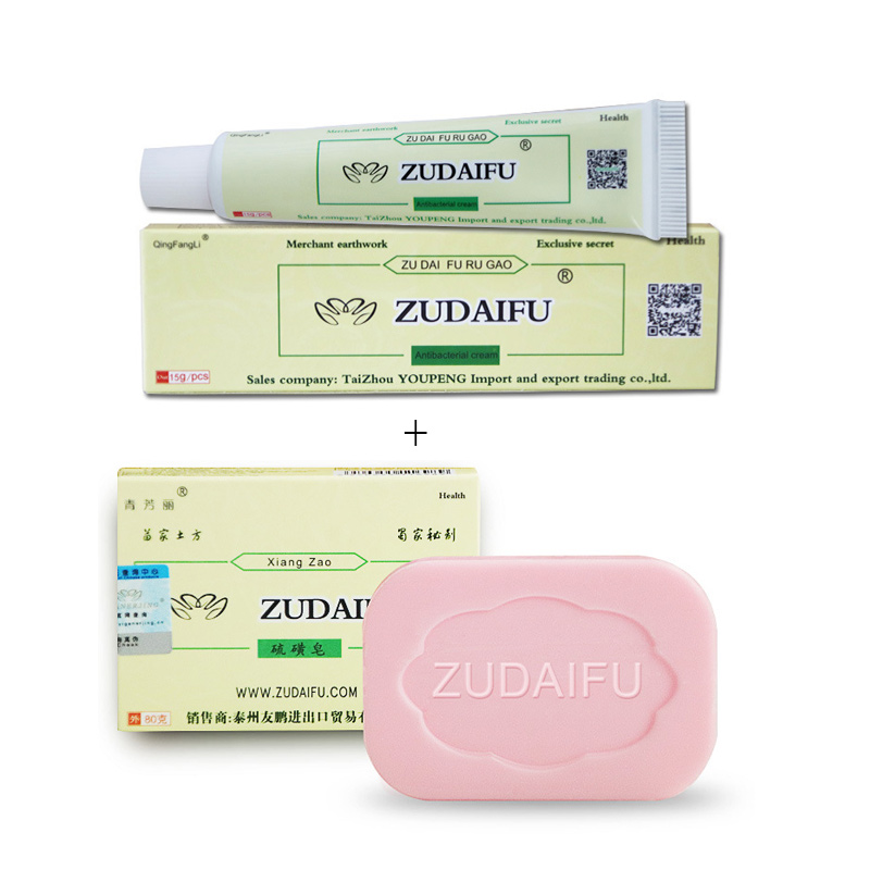 Psoriasis Antibacterial Cream Sulfur Soap Zudaifu Skin Condition Acne Psoriasis Seborrhea Eczema Anti Fungus Bath Whitening Soap