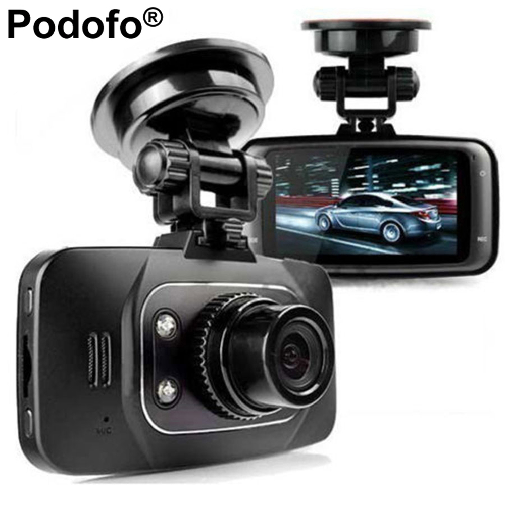 100% Original Novatek GS8000L Car Camera DVR Full HD 1080P Night Vision 140 Degrees Wide Angle Registrator G-Sensor DashCam DVRs