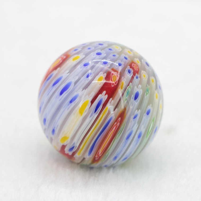 """WUBIANLU 40 מ""""מ מקסיקני אופל אישון כדור חתול אביזרי ריהוט מתנת תכשיטי DIY אופנה גביש כדור זכוכית צף קסמי"""