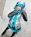 Vocaloid Hatsune Мику Косплей Костюм Весь Размер Индивидуальные Аниме Манга Бесплатная Доставка НОВЫЙ