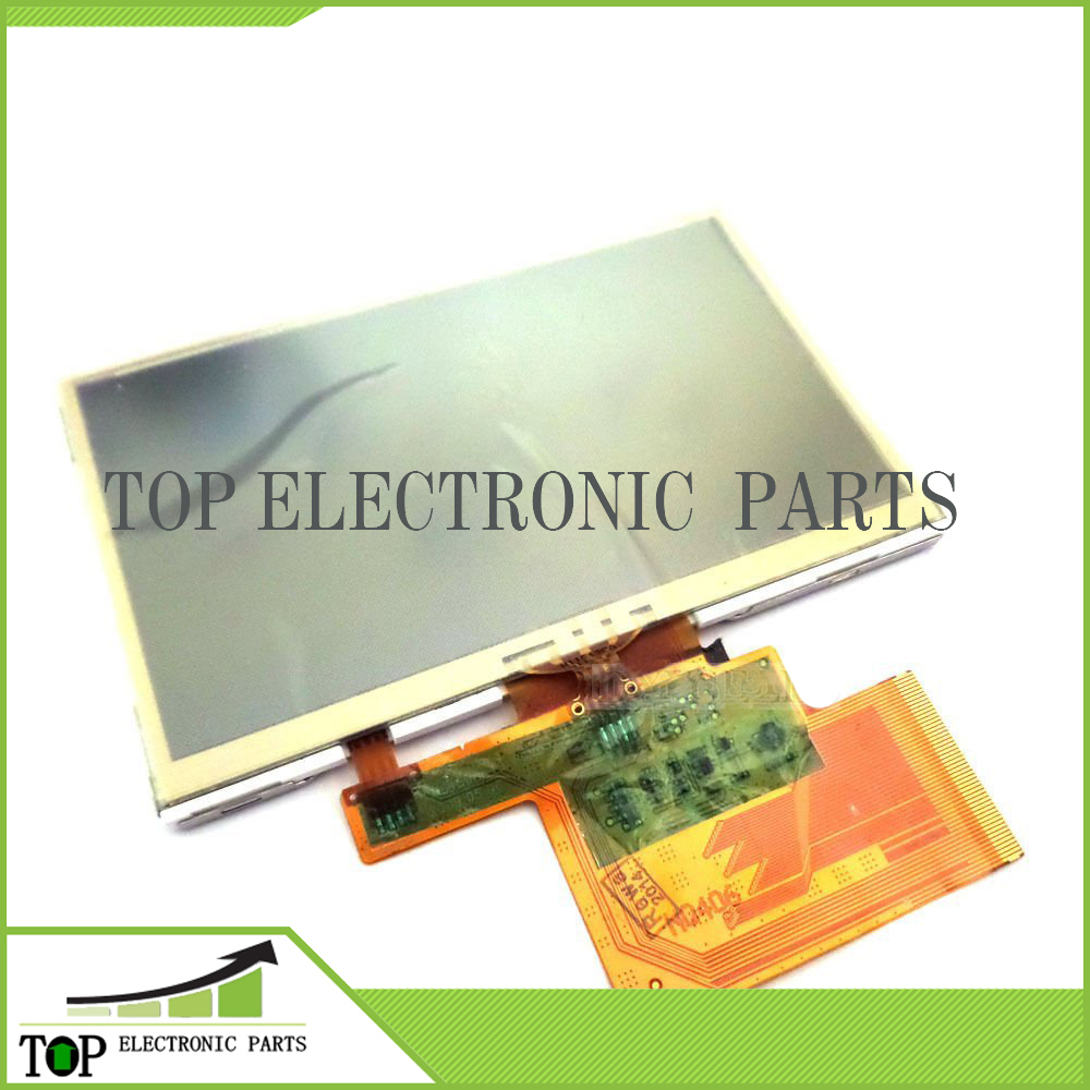 Original LMS500HF05 LCD display panel für Tomtom XXL IQ WTE IQ N14644...
