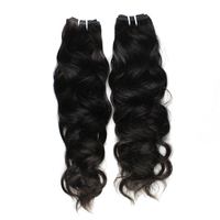 Ali Sky Peruvian Natural Wave nonremy Hair Extensions 1/3/4Bundle 8 30 100% Human Hair Weaving FreeShipping 1B Can Be Dyed