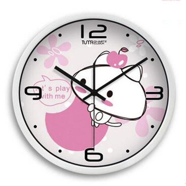 Relojes Pared Cocina | Decorative Metal Large Wall Clock Kids Living Room Home Design Reloj