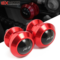 6MM motorcycle Accessories Swingarm Spools Slider Swing arm Stand Screw for yamaha YZF R1 R3 R25 R6 MT09 MT10