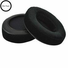 Substituição almofadas de ouvido almofada para corsair hs1 hs1a hs1na vingança 1300 1400 1500 h2100 h1500 2000 2100 series gaming headset