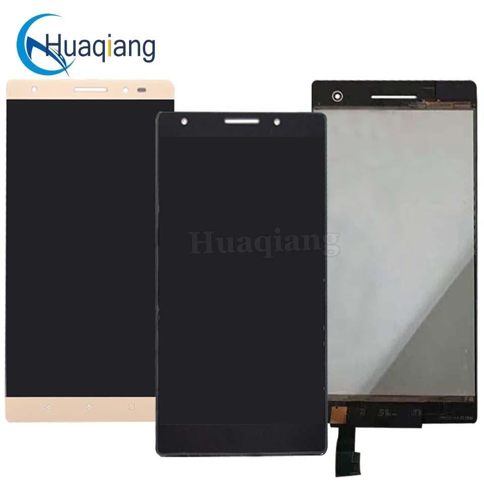 imágenes para LCD Original Para Lenovo PHAB2 Pro Pantalla Táctil Digitalizador Asamblea Combo Accesorios de Reparación de Reemplazo Para Phab 2 Pro