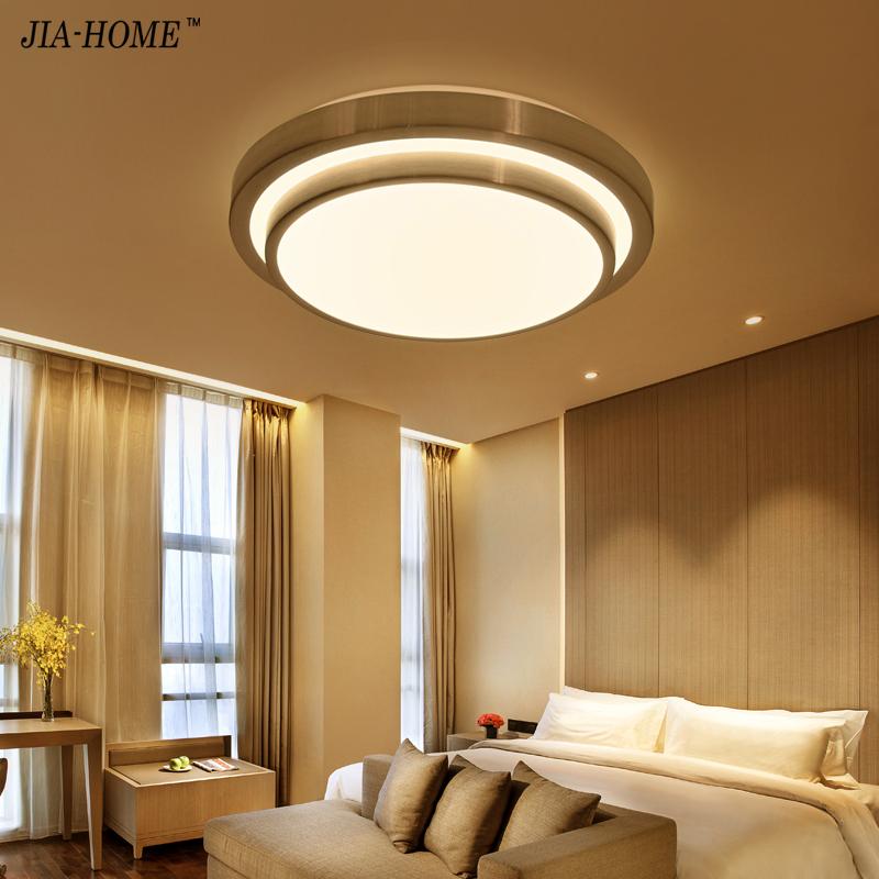 LED Deckenleuchten Farbwechsel Deckenleuchte 18 Watt 35mm Intelligente Fernbedienung Helle Dimmbar Schlafzimmer Wohnzimmer Auge Geschtzt
