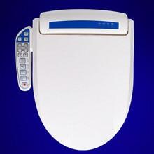 Intelligent siège de toilette automatique électronique bidet toilette washlet bidet siège avec hanche propre fonction couverture pour la toilette
