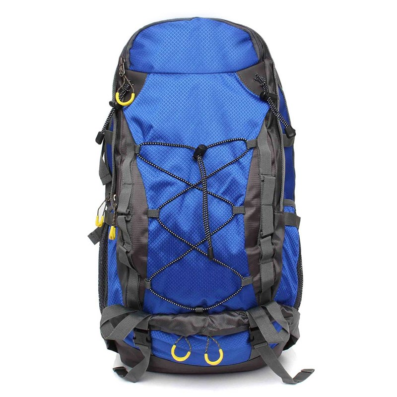 40L Waterproof Outdoor Hiking Backpack Trekking Camping Travel Bags Pack Climbing Breathable Shoulder Backpack Knapsack 30l professional ipx6 waterproof climbing bags camping hiking outdoor sport backpack trekking bag riding cycling travel knapsack
