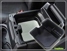 Автомобиль организатора для Land Rover Discovery 4 2010-2016 автомобилей центральный подлокотник коробка для хранения Контейнер перчатка дело авто аксессуары