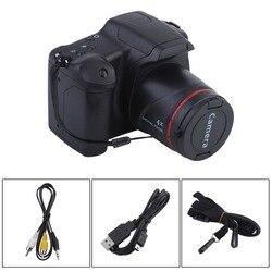 المحمولة HD كاميرا رقمية CMOS دليل متوسطة/طويلة التركيز زووم بصري SLR عملية المنزل استخدام المضادة للاهتزاز كاميرا فيديو DV
