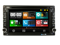 Android 7.1.1 & 8.0 CAR DVD PLAYER ROCKCHIP px3 PX5 solution FOR NISSAN Universal Old multimedia player bluetooth gps