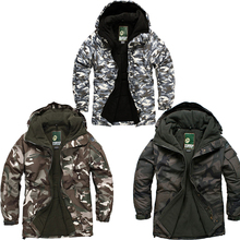"Newest Edition ""Southplay"" Winter Waterproof 10,000mm Camo Military Jackets"