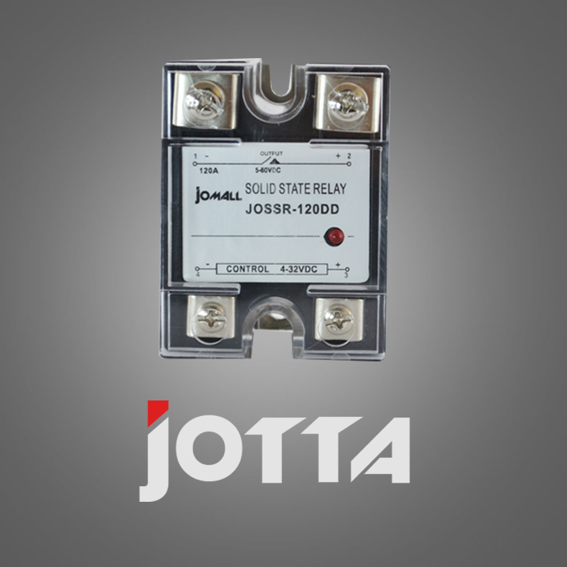 SSR -120DD DC control DC SSR white shell Single phase Solid state relay 120A input 3-32V DC output 5~60V DC 80dd ssr control voltage 3 32vdc output 5 60vdc dc single phase dc solid state relay