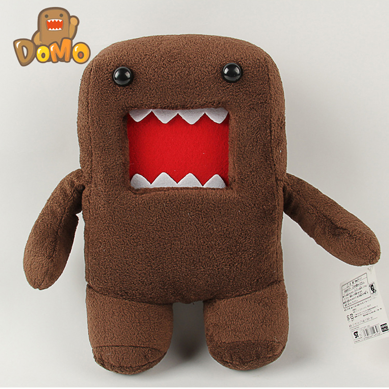 20cm Kawaii Domo Kun Domokun Plush Toys Doll Funny Domo-kun Plush Toy Soft Stuffed Animals Toys for Children Kids Xmas Gifts(China)