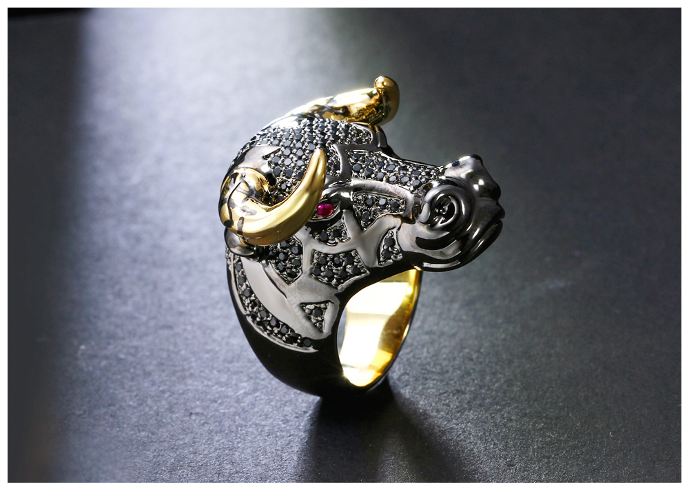 cow head ring 02