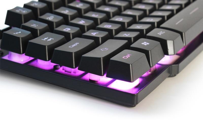 104 Key Waterproof Rainbow Backlit Slim LED Backlight Gaming Keyboard 104 Key Waterproof Rainbow Backlit Slim LED Backlight Gaming Keyboard HTB1p0H3SFXXXXXCXpXXq6xXFXXXQ