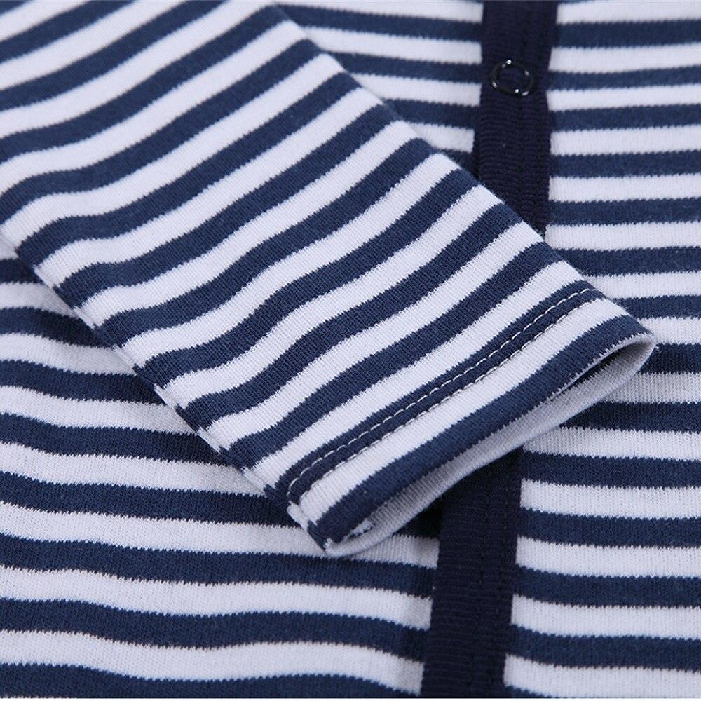 3 Sztuk / zestaw Moda Bawełna zimowe pajacyki dla niemowląt - Odzież dla niemowląt - Zdjęcie 6