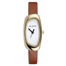 FANTEEDA Women Wristwatch Fashion Quartz Watch Ladies Leather Band Wrist Watches TT@88