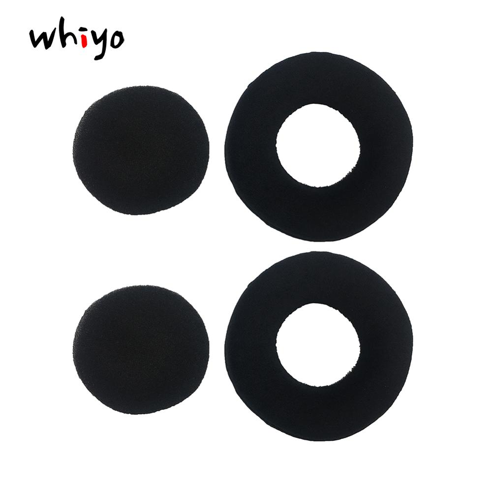 1 pair of Standard Replacement Earpad Ear Pads Cover Pillow Soft Cushion for Superlux <font><b>HD668B</b></font> HD681 HD681B HD662 Sleeve Headset image