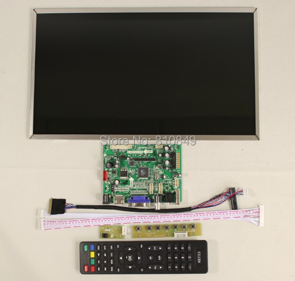 HDMI+VGA+AV+Audio+USB FPV Control board+14inch LTN140AT26 LP140WH1 1366*768 Lcd screen model lcd for Raspberry Pi  hdmi vga av audio usb fpv control board 14inch ltn140at26 lp140wh1 1366 768 lcd screen model lcd for raspberry pi